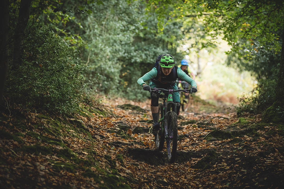 Juliana Bicycles - Riding the Slick Stuff on the Strega