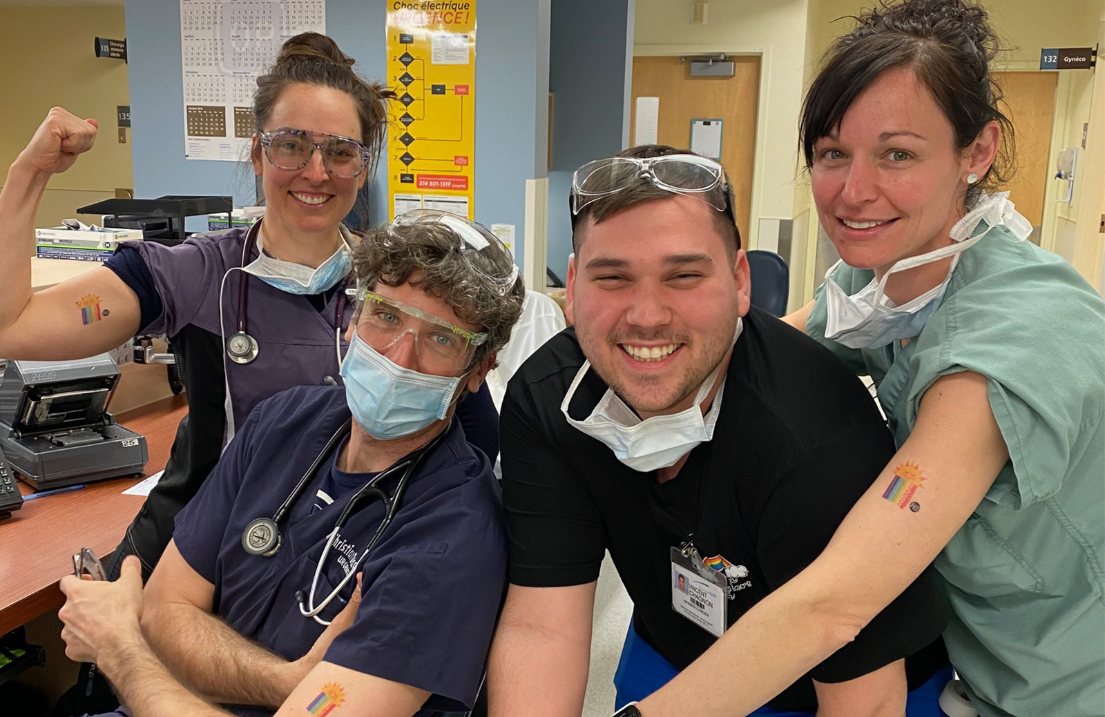 Pandemic, Life and Love through the eye of an ER doc