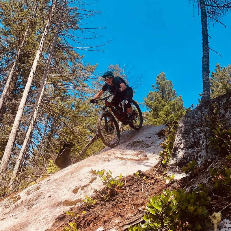 Pregnancy, Mountain Biking and Managing Expectations